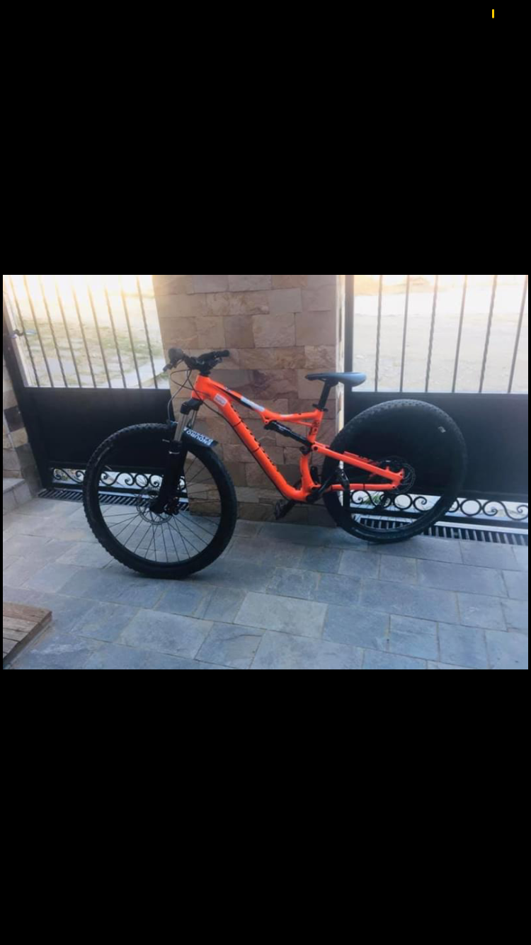 Specialized Camber29 2017