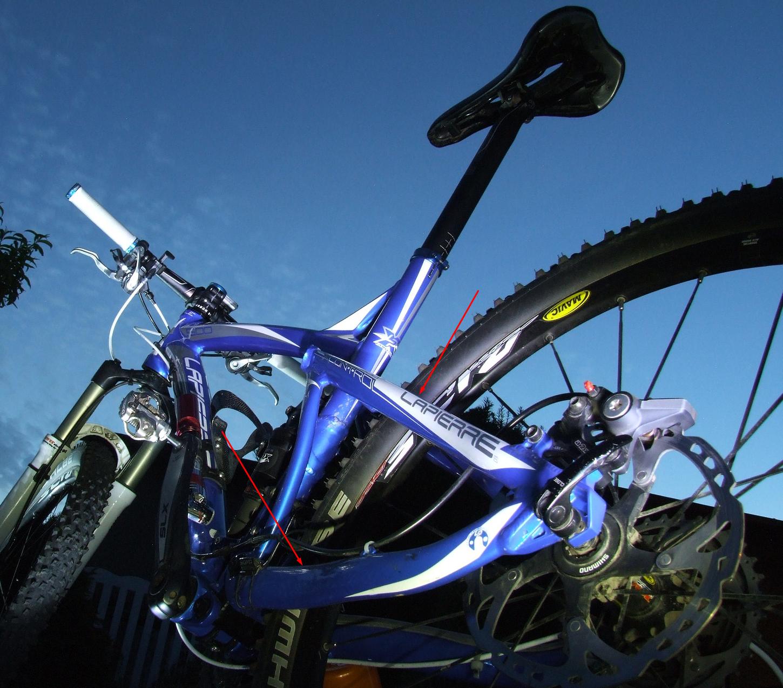 Позиции за инсталиране на устройство за регенеративно спиране при електрическо колело