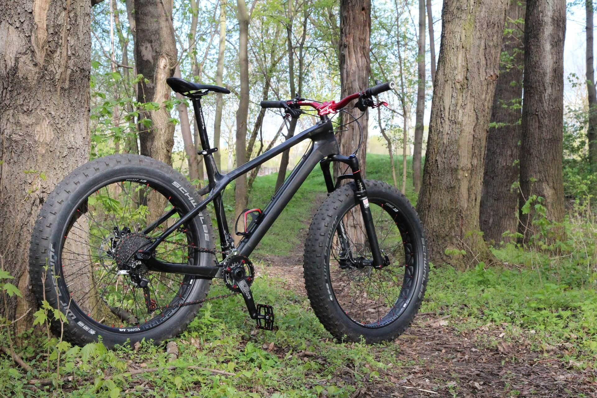 Какво е фатбайк (fat bike)?