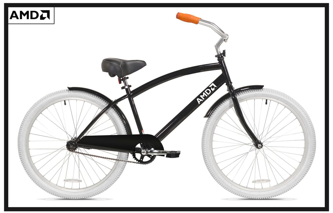 Градско AMD колело