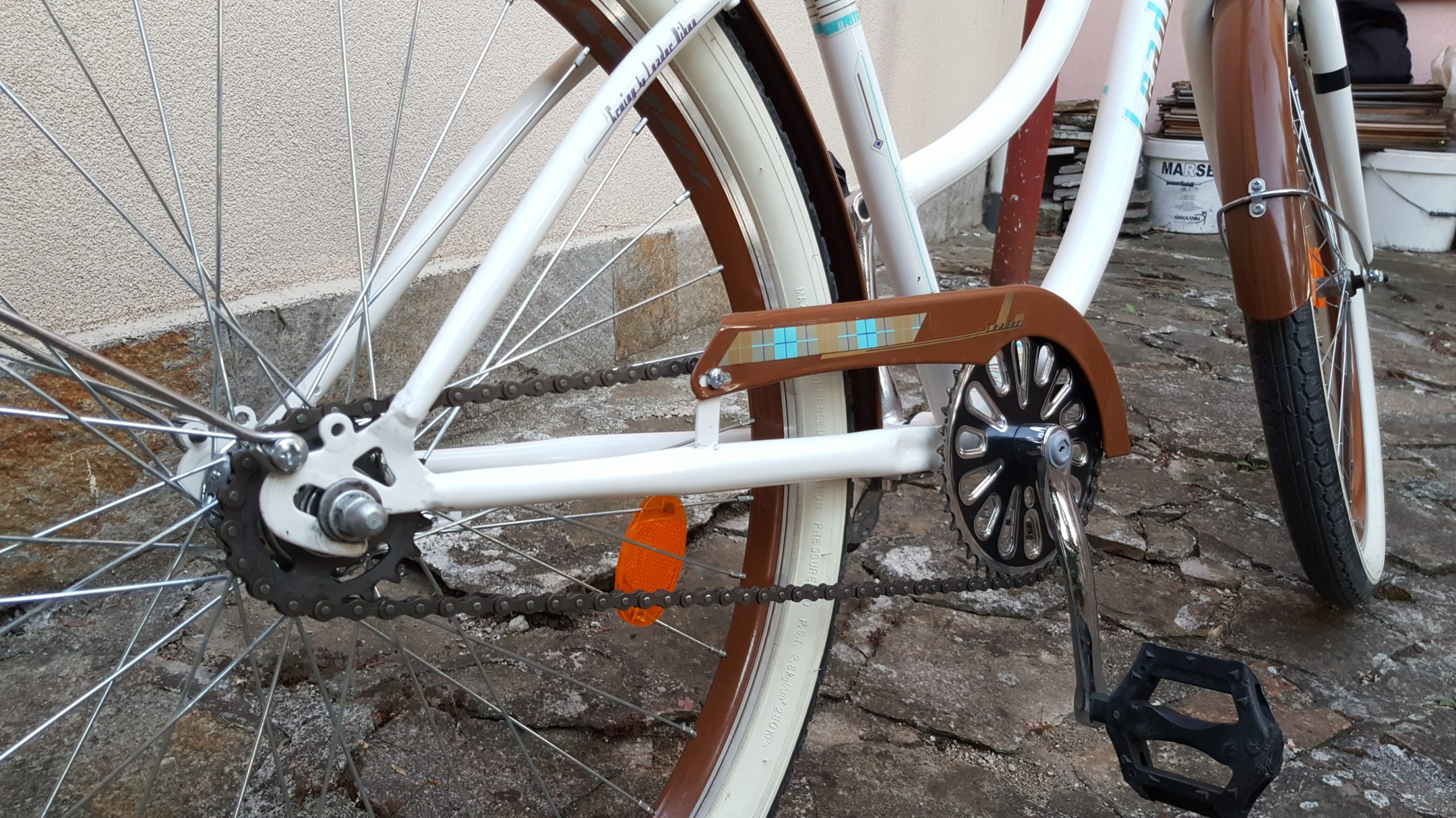 Дамски градски велосипед Leader Cruisy