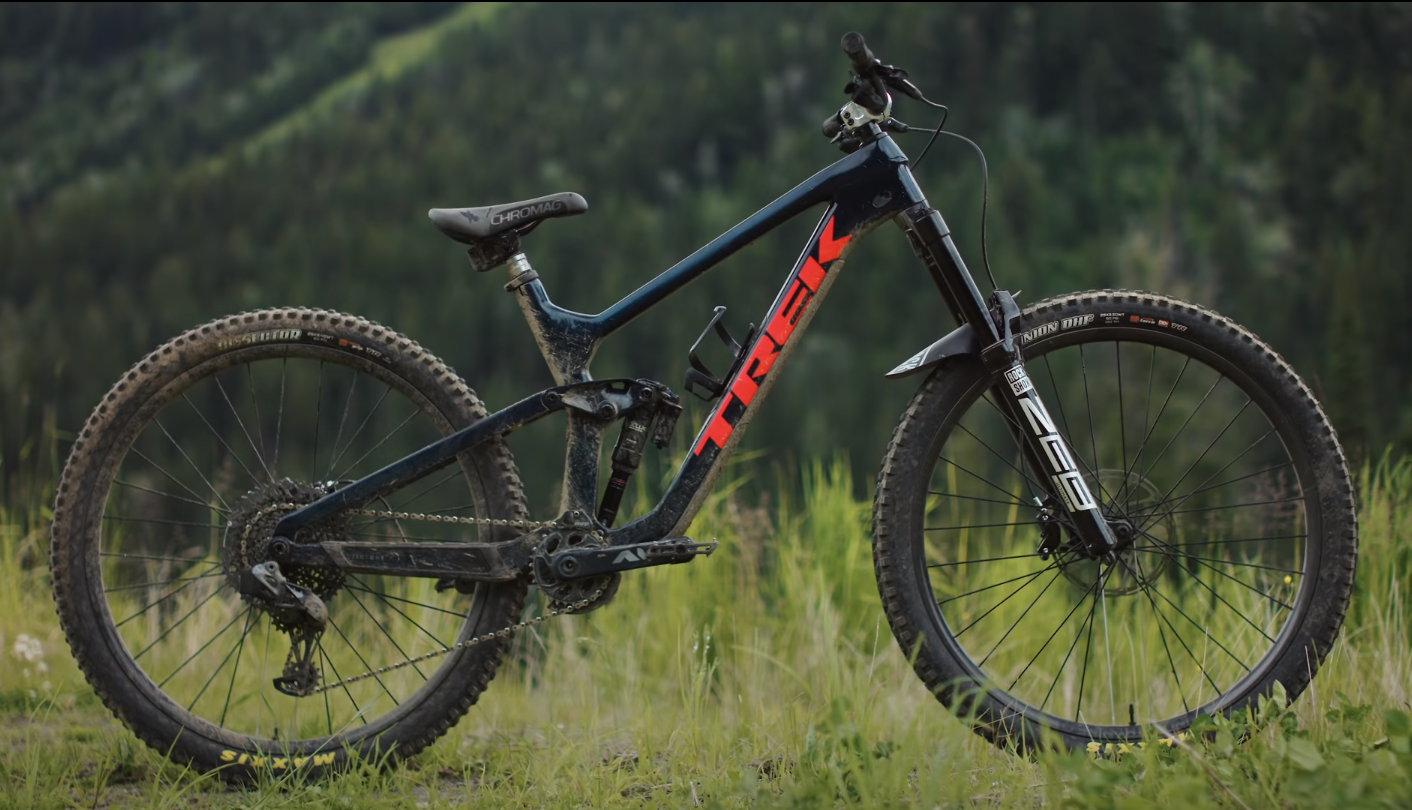 Trek Slash 9.9 2021