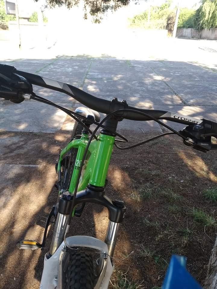 Велосипед Cross