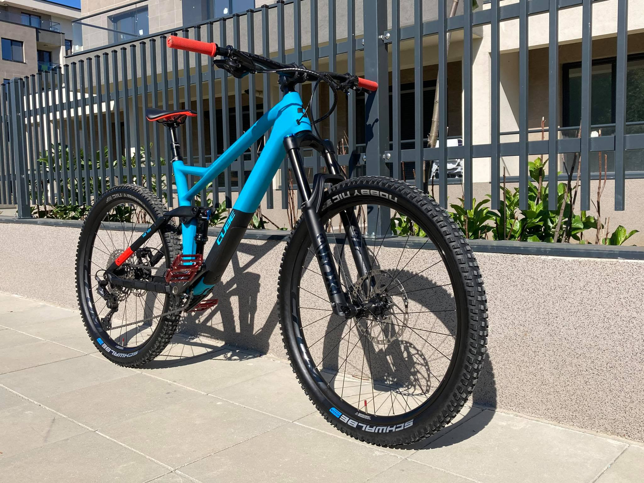 Cube Stereo 140 Race 2021