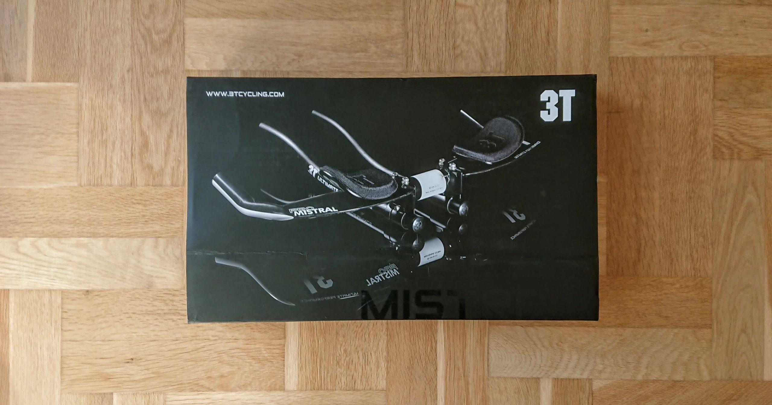 Рога за часовникарско колело 3T