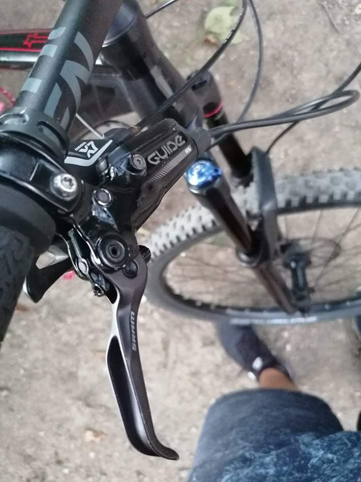 Sram Guide RS 4 бутални