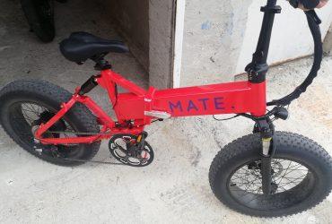 Mate X 250+ electric fatbike