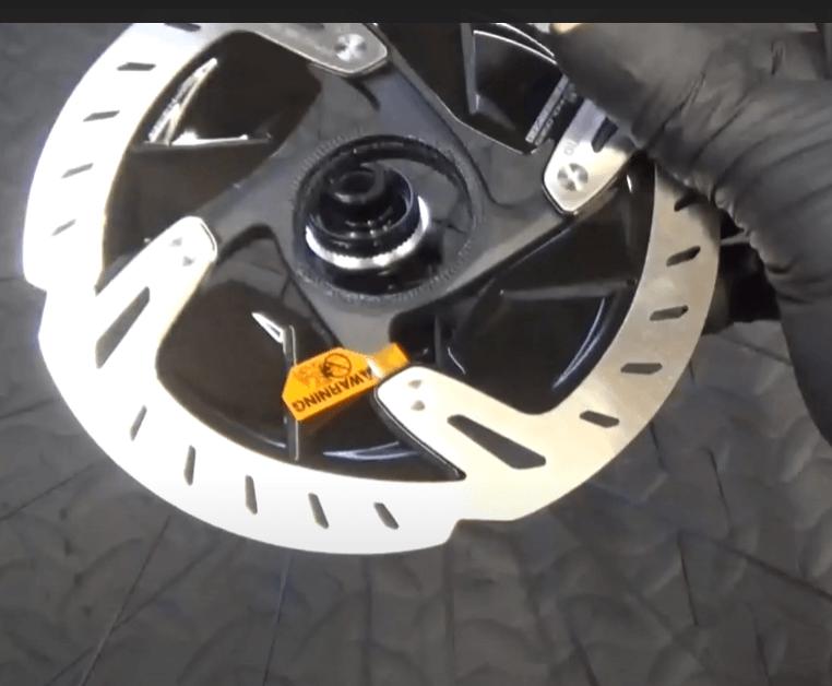 Спирачни дискове за шосейно колело center lock