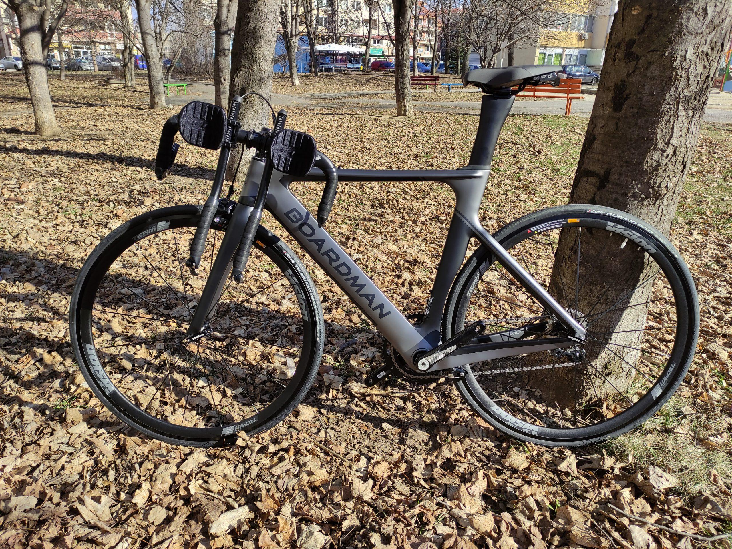 2019 Boardman ATT 9.0 шосеен ТТ велосипед