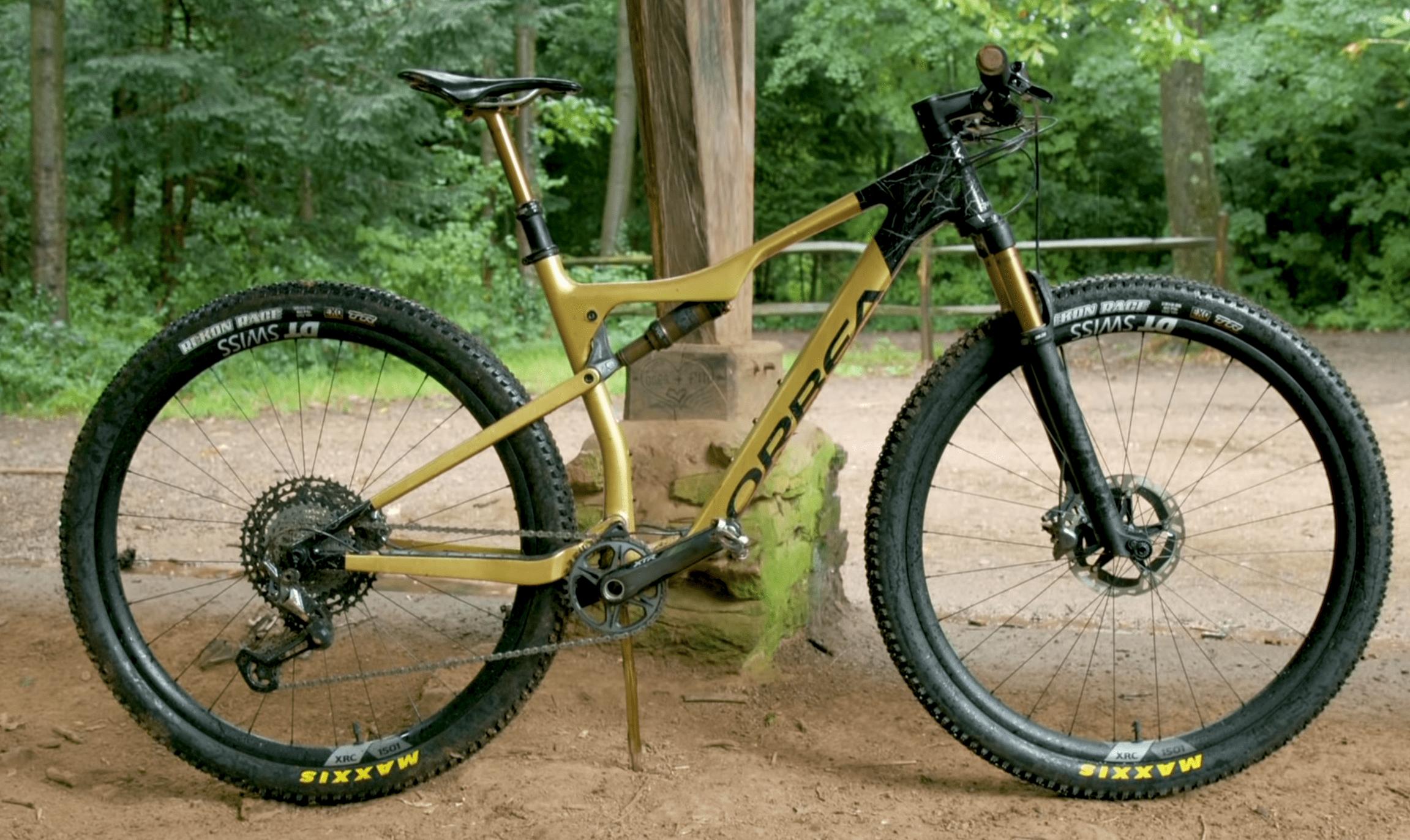 Orbea Oiz Down-Country колело