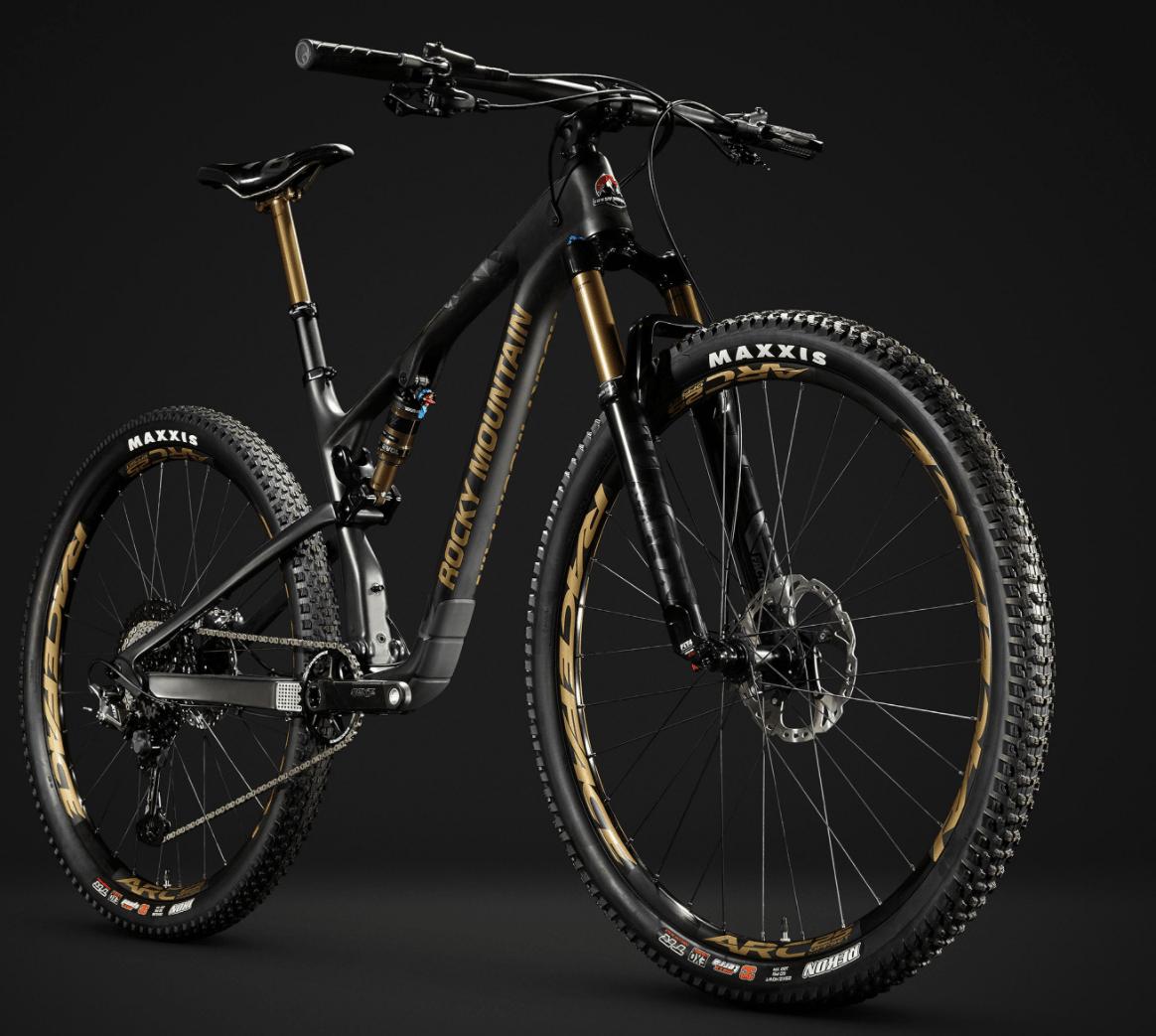 Rocky Mountain Element 50 DownCountry колело