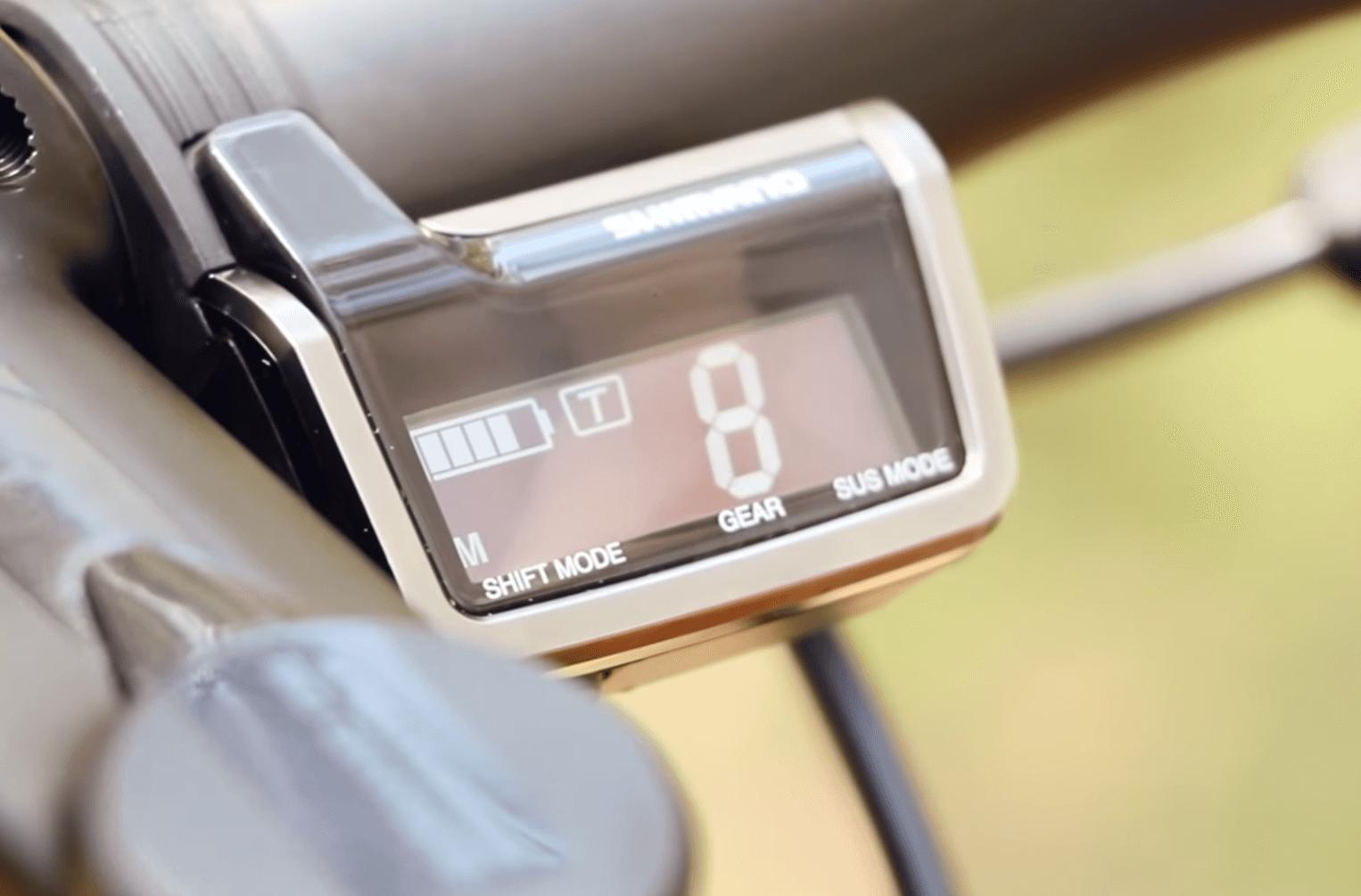 Shimano XTR Di2 електрически скороси за колело