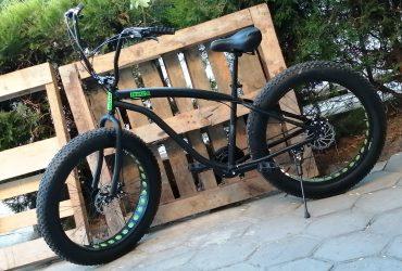 Велосипед FAT BIKE Чопър