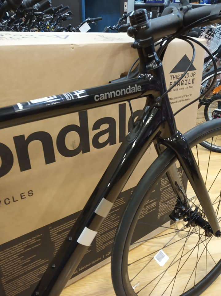 2021 Cannondale CAAD13 105 disc